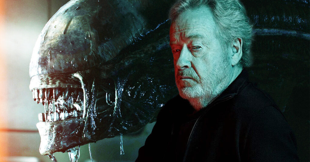 Ridley Scott doesn't think Alien TV series will be as good as the original movie