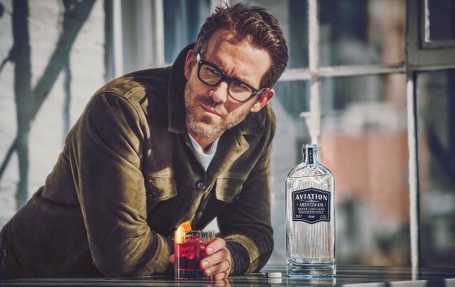 Ryan Reynolds' Aviation Gin partners with NFL
