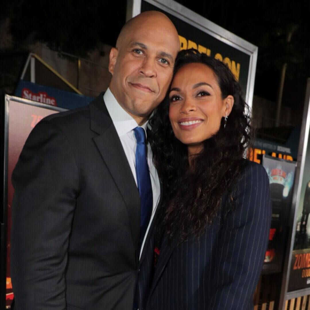 Stunning Mates: Rosario Dawson and Cory Booker's Power Couple Love Story
