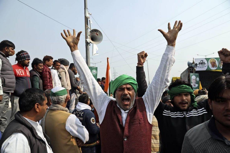 Supreme Court lashes out at agitating farmers for seeking permission to hold 'Satyagraha' at Delhi's Jantar Mantar