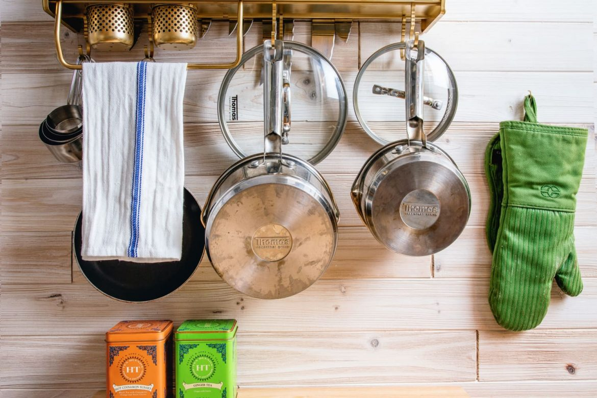 The Little-Known Cleaner That Chefs Use to Polish Pots and Pans