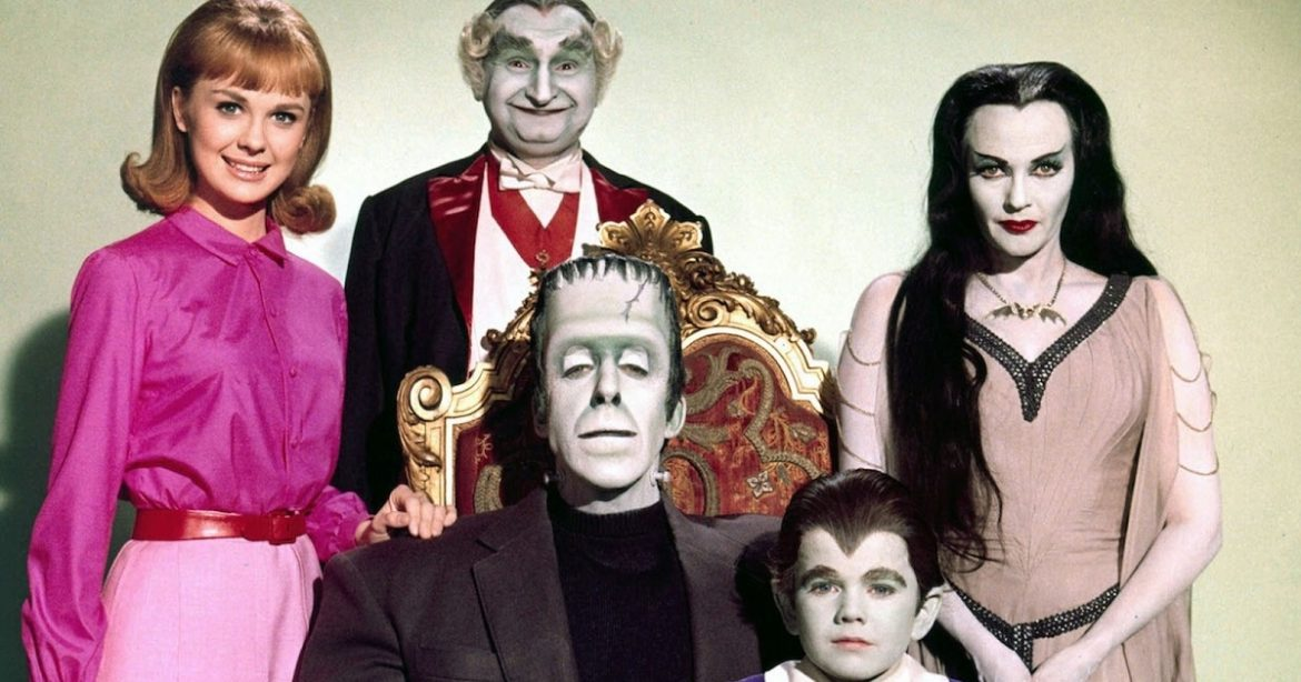 The Munsters: Rob Zombie's 1313 Mockingbird Lane is almost complete