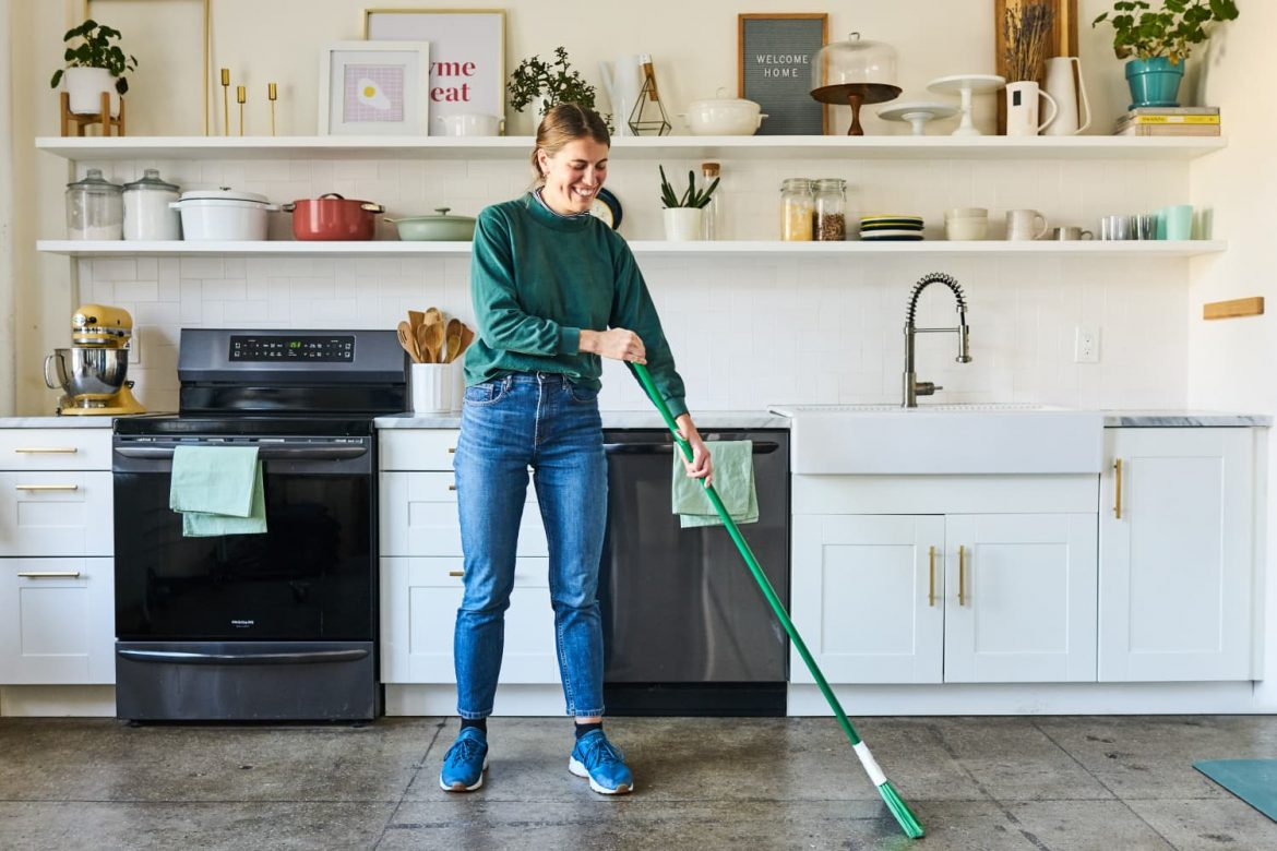 The Single Best Thing You Can Do If You Want a Cleaner, Less Cluttered Kitchen