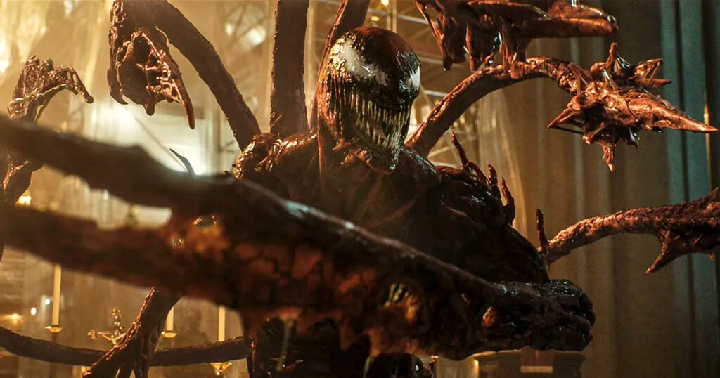This Venom: Let There Be Carnage scene had to be toned down considerably