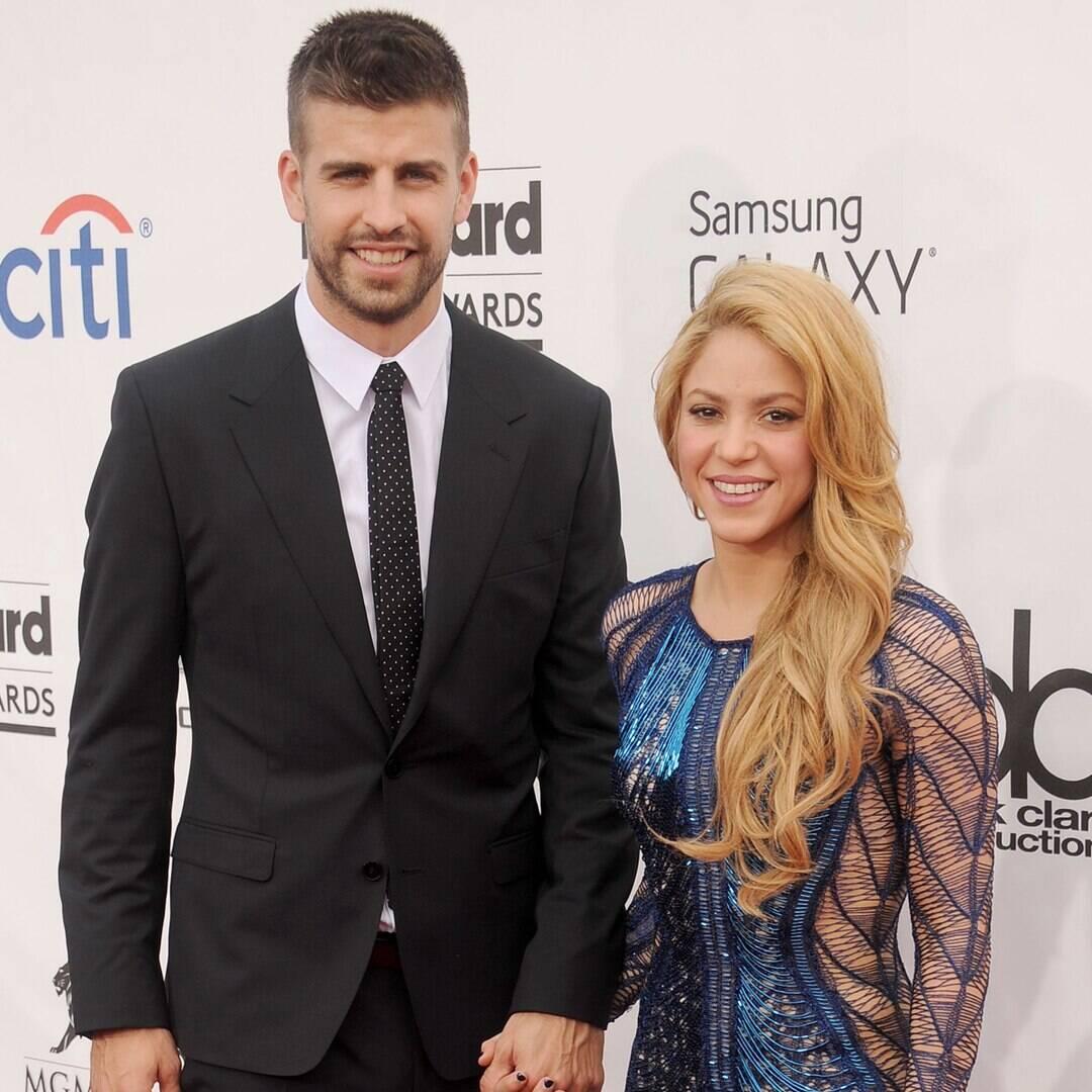"Why Shakira Says She ""Tortures"" Boyfriend Gerard Piqué Over Their Kids"